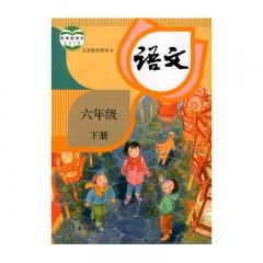 20春语文 六年级 下册人民教育出版社(限购一本)