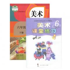 20春 课标教科书 美术六年级下册 人民教育出版社(限购一本)