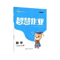 20秋智慧作业·数学六年级上册RJ湘少出版社新华书店正版图书