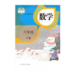 21春 数学六年级下册 新华书店正版图书义务教育教科书