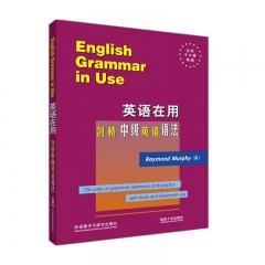 剑桥中级英语语法(原版)(英语在用丛书)新华书店正版图书