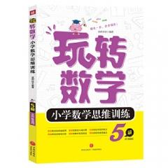小学数学思维训练 5级 玩转数学 天地出版社 京师沃学著