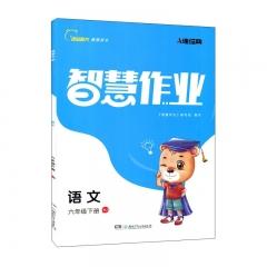 智慧作业·六年级语文下册 RJ 湖南少年儿童出版社新华书店正版图书