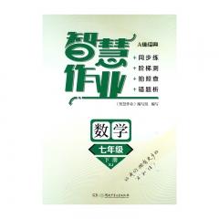 21春 智慧作业数学七年级下册XJ湘少新华书店正版图书