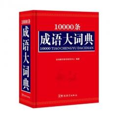 10000条成语大词典说词解字辞书研究中心华语教学出版社新华书店正版图书