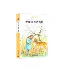爱丽丝漫游奇境 刘易斯.卡罗尔 著 王永年 译 广西师范大学出版社